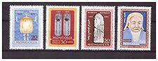 s11704) MONGOLIA MNH** Genghis Khan. 4v (MI#309-12