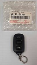LEXUS OEM FACTORY NEW WIRELESS KEY FOB REMOTE 1995-1997 LS400 89742-50510