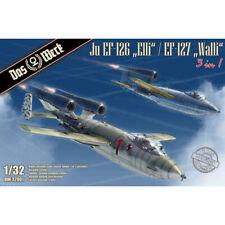 "Das Werk DW32001 Ju EF-126 ""Elli"" / EF-127 ""Walli"" 1:32 Plastic Model Plane Kit"