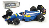 Spark S4313 Rial ARC2 #38 Brazilian GP 1989 - Christian Danner 1/43 Scale