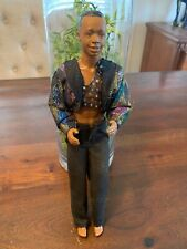 Vintage Mattel 1988 Mc Hammer 12� Doll U Cant Touch This! Hammer Time