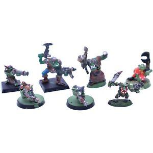 Space Boyz Gretchin Spanner Runtherd Slaver Metal oop Orks Warhammer 40k