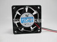 1pc YM YM1206PTS1 Power supply cooling fan 2pin 12V 0.18A 60*60*25mm#XX