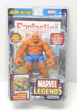 The Thing 1st Appearance Action Figure Toy Biz Marvel Legends Fantastic Four 4