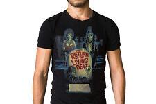 Return Of The Living Dead 1985 Film Poster T-Shirt