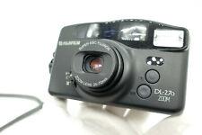 (EXC+++) FUJIFILM DL-270 ZOOM 35-70mm Point & Shoot Analoge Kamera FILM TESTED!