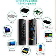 Wireless Keyboard RemoteControl For Android BOX Smart TV PC Laptop 2.4G Touchpad