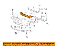 Chevrolet GM OEM 07-14 Suburban 1500 Front Bumper-Center Support 15882454