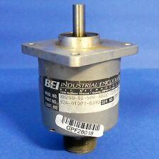 "BEI 5-24VDC 3/8"" SHAFT DIA. ENCODER, XH25D-SS-500-ABZC-7272-EM18"