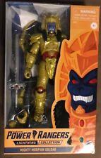 Power Rangers Lightning Collection Mighty Morphin Goldar Action Figure GAMESTOP