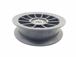 """10153 Rotary Flat Idler Pulley 7/8"""" X 4"""" FIP4000-0.86 fits Exmark109-3658"""