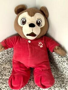 Brinley Bear Plush In Red Pajamas Fiesta Great Wolf Lodge Explorers