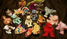 "Mix Lot of 20 Ty Beanie Babies,•Punkies &•Zodia/ ""No Rips/Tears, & All W/Tag""*"