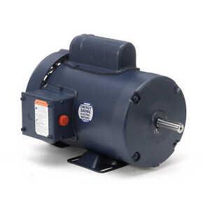 Leeson Electric Motor 110109.00 1.5 HP 3450 Rpm 1-PH 115/208-230 Volt 56 Frame