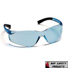 SAFETY GLASS PYRAMEX ZTEK INFINITY BLUE LENS S2560S WORK SPORT EYEWEAR (1 PAIR)