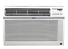 LG LW1816ER - 18,000 BTU 220V Window A/C: Remote & Window Accessories Included