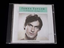JAMES TAYLOR - CLASSIC SONGS CD - EX CON
