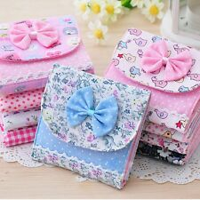 Sanitary Napkins Pads Holder Women Pouch Mini Storage Bag Case Bag Organizer