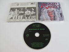 MORBID SAINT Spectrum of Death 1990 MEGA RARE THRASH ORIG. 1st PRESS CD USA!!!
