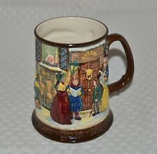 JOHN BESWICK LIMITED ROYAL DOULTON GROUP MUG 1972 Christmas Carol