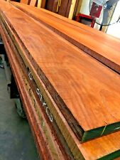 """Padauk Lumber 10-BF 4/4 Hit & Miss to 15/16""""  African Exotic Hardwood"""