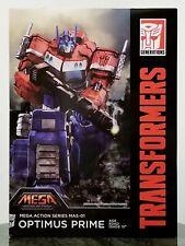 "Transformers Mega Action Series Optimus Prime 18"" Action Figure MAS-01"
