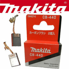Makita CB-440 Carbon Brush Set Suit DHP482 DHP458 DTD152 DFR450 DTD146 DTW251