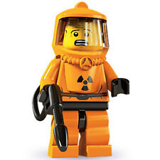 Lego 8804 Series 4 Minifig - Hazmat Guy Sealed