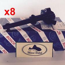 LAND ROVER IGNITION COIL ASSY SET X8 RANGE LR4 RR SPORT V8 5.0L LR010687 BOSCH