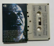 Musicassetta Sinatra & Strings Mc Musik Cassette Tape No! CD Dvd