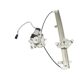 New Drivers Front Window Regulator & Motor for Nissan Xterra Frontier Pickup