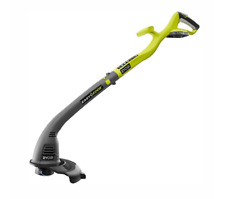 RYOBI ONE+ 18-Volt Lithium-Ion Cordless Battery Electric String Trimmer and Edge