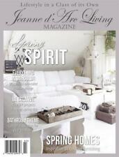 Jeanne d´Arc Living Zeitschrift Nr.2 2020 Brocante JDL Vintage Magazin Deutsch