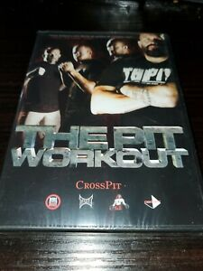 The Pit Workout - CrossPit (DVD, 2009) Instructional Workout MMA Tapout, NEW