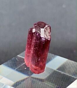 Turmalin Kristall Tourmaline Rubellite Russland