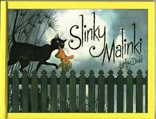 SLINKY MALINKI  by Lynley Dodd ~   Hardcover   Brand new!