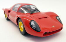 CMR 1/18 Scale - 044 Ferrari Dino 206S Plain Body Version 66 Red Resin model car