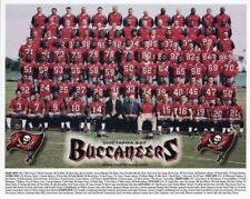 2000 TAMPA BAY BUCCANEERS NFL FOOTBALL 8X10 TEAM PHOTO PICTURE