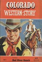Colorado Western-Story Nr. 009 ***Zustand 2+***