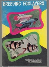 "[33984] 1955 ""BREEDING EGGLAYERS"" by WILLIAM VORDERWINKLER BOOKLET"