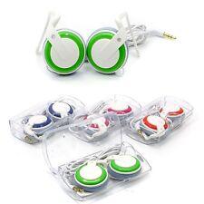 Earring Headphone Over Ear Earphones Sports Audio Radio DVD MP3 MP4 iPhone iPod