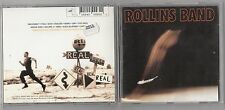 Rollins Band - Weight  (CD, Mar-2002, Burning Airlines Recordings)