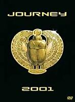 JOURNEY 2001 DVD NEW SEALED