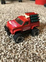 1987 TOY TRUCK VINTAGE COCA-COLA ADVERTISING TRUCK 1987 MADE BY REMCO WORKING