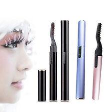 N Elektrisch Wimpernformer Wimpernzange Make-up Beheizt Eyelash Curler Werkzeug