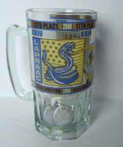 Police Race Baker to Vegas Nevada Challenge Cup Relay  LAPD  Beer Tankard XXVIII