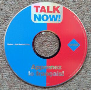 EURO TALK - TALK NOW : LEARN FRENCH - Apprenez le Francais - CD-Rom - uTalk