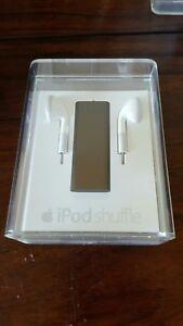 Apple iPod Shuffle 2GB (Slate)