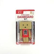 Yotsuba&! DANBO Mini Figure Tokyo Raimon Lantern Omiyage Danboard NEW