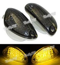 Fumée LED Avant Clignotant Pour SUZUKI GSXR 600 750 06-10 K6 GSXR1000 05-08 K5
